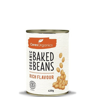 Baked Beans (Low Sodium) 400g Ceres