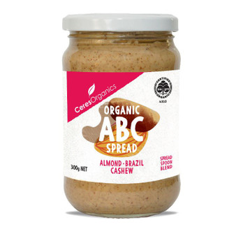 ABC (Almond Brazil & Cashew) Butter 220g
