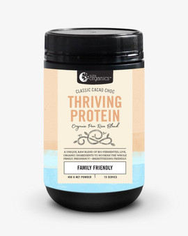 Thriving Protein Nutra Organics