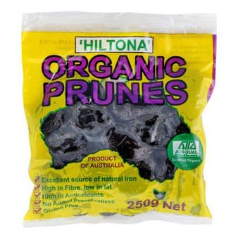 Organic Cooked Prunes 250g