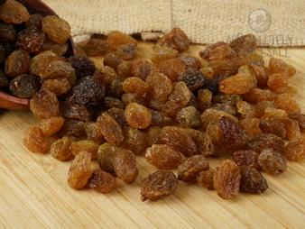 Raisins Sun Muscat Seedless Organic Australian Organic