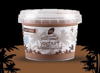 Pure N Free Coconut Yoghurt