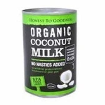 Coconut Milk Organic 400ml