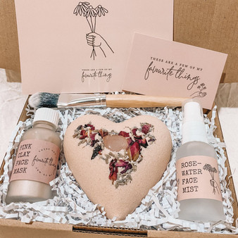 Rosey Gift Box