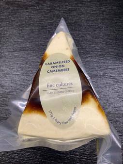 Caramelised Onion Camembert - Vegan