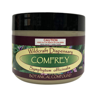 Comfrey Natural Ointment 100g