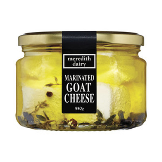Goat Cheese Marinated 320g