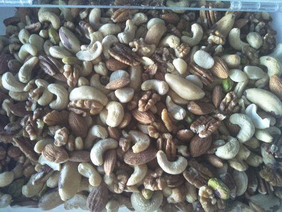 Mixed Nuts Premium Raw Organic