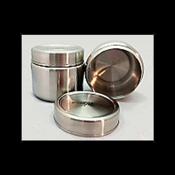 Snack Pot 500ml Stainless Steel Green Essentials