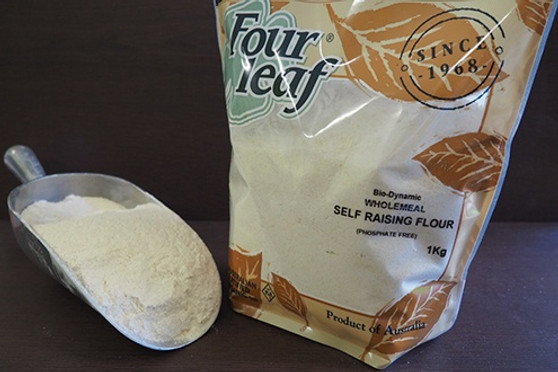 Wheat Flour Wholemeal Self Raising BioDynamic