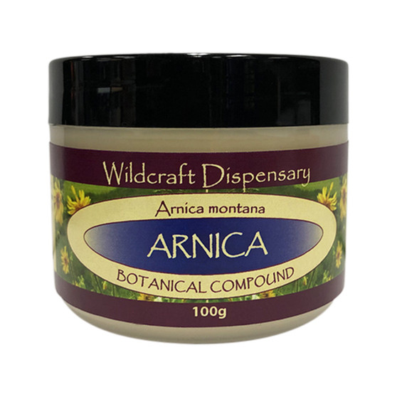 Arnica Natural Ointment 100g