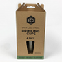 Stainless Steel Cups 4pc 500ml