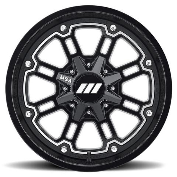 MSA M30 Throttle Wheels
