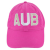 AUB Raspberry Comfort Colors Cap