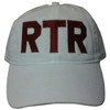 RTR White The Game Relaxed Gamechanger Cap