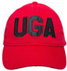 UGA Red The Game Relaxed Gamechanger Cap
