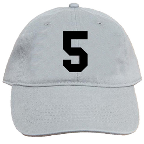 Create A Custom Comfort Colors Cap With One to Three Characters