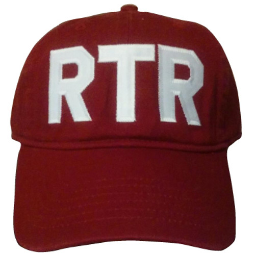 RTR Cardinal The Game Relaxed Gamechanger Cap
