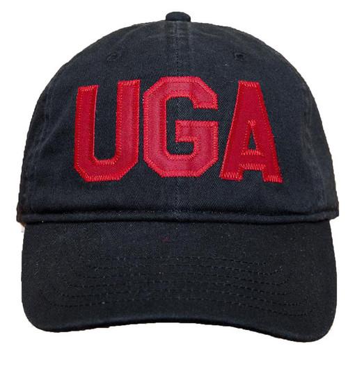 UGA Black The Game Relaxed Gamechanger CaP