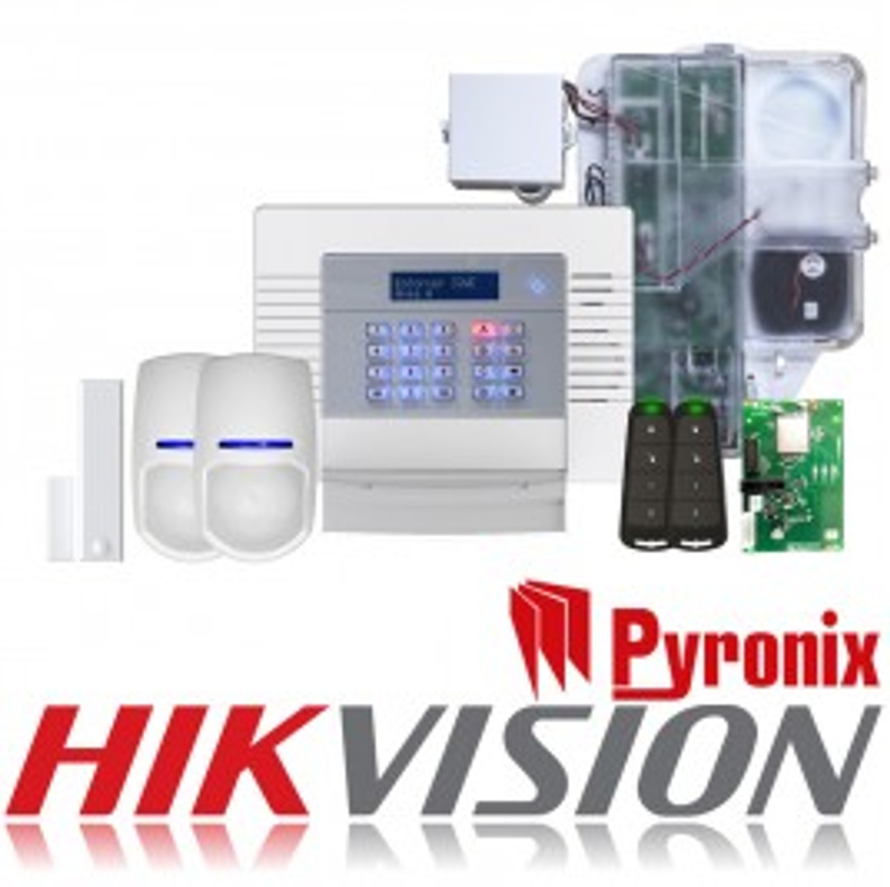 Pyronix MC1MINI-WE Two Way Magnetic Contact Enforcer Brand New