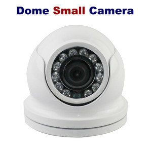 6 pcs HD TVI//CVI//AHD//ANALOG 1080P  Small Bullet  Camera 2.4 MP  2.8mm Lens,