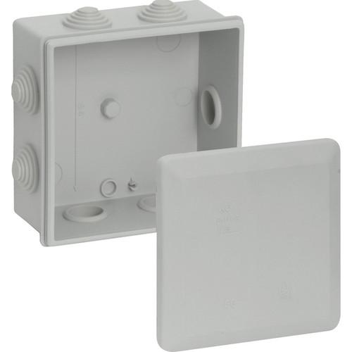 IP Junction Box (85x85x42mm) - White