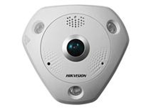 HIKVISION DS-2CD63C5G0-IVS(1..29mm ) Fish Eye  Hikvision IP camera 12MP UK Firm Bullet CCTV camera
