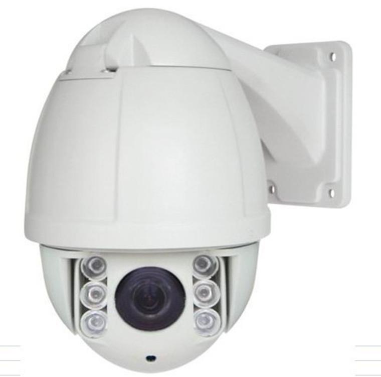 AHD Speed Dome PTZ CCTV Camera - 18x Zoom