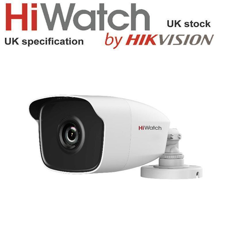 HiWatch HILOOK made by HIKVISION THC-B220-M Bullet Camera 40 METER IR