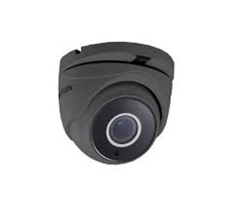 DS-2CE56D8T-IT3Z Hikvision TVI camera 2MP UK Firm Dome CCTV camera Grey
