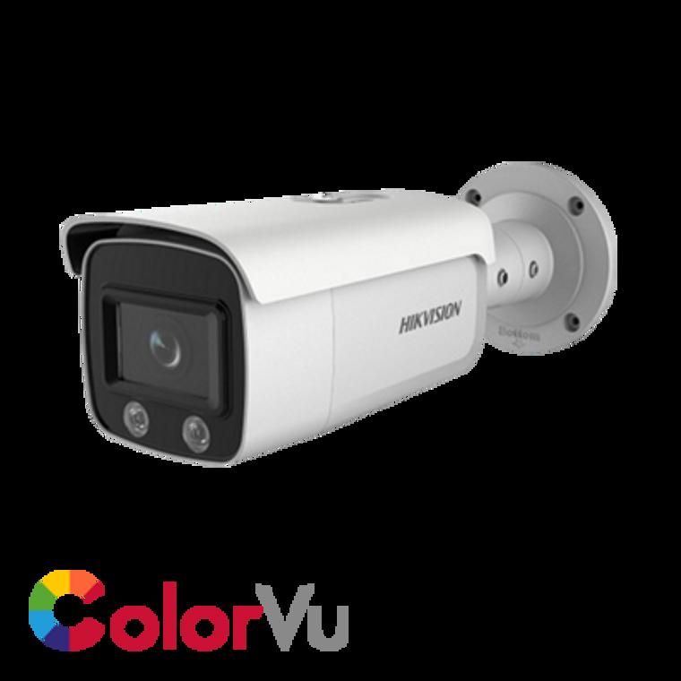 HIKVISION DS-2CD2T47G1-L 4MP fixed lens colour bullet camera