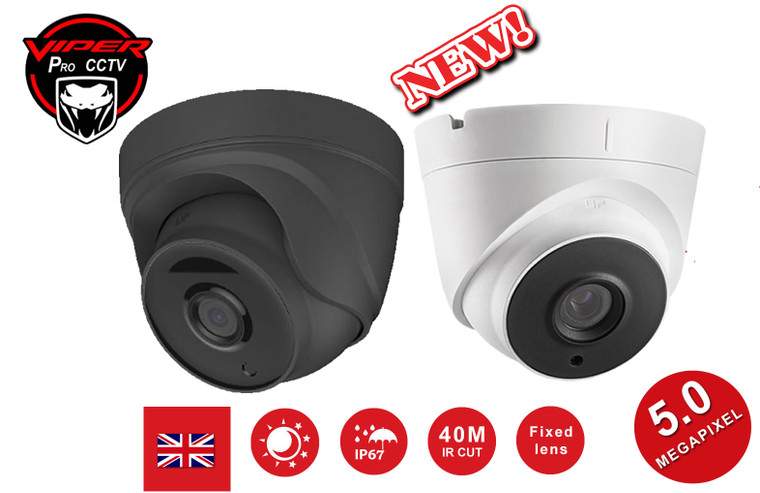 5mp hikvision compatible cameras
