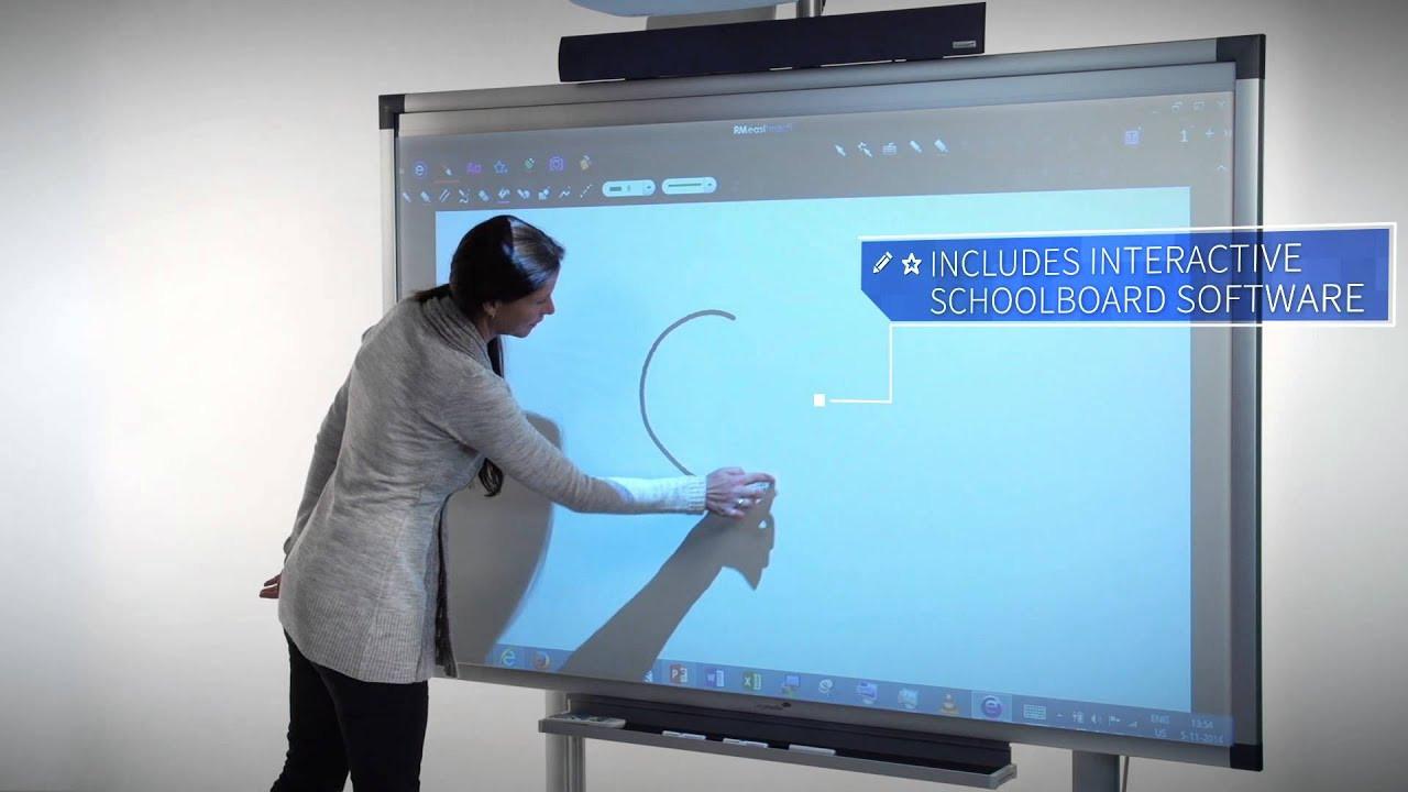 Mobile Stand para e-Boards
