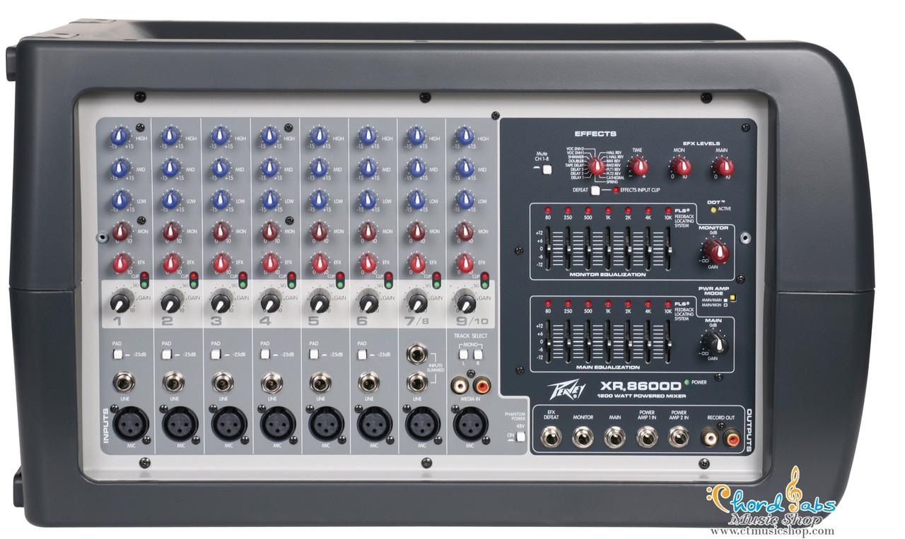 XR 8600