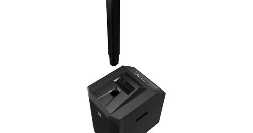 Mastil pequeño de facil conexion