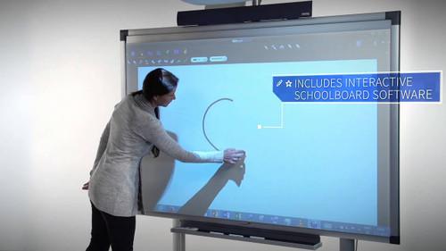 "e-Board Touch 87"" (Precio en dolares)"