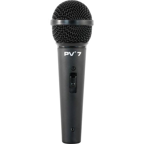 PV7 XLR
