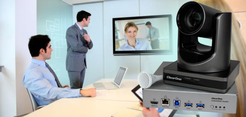 Dimensiona tus reuniones y disfruta de altos niveles audiovisuales en tu comunicación.