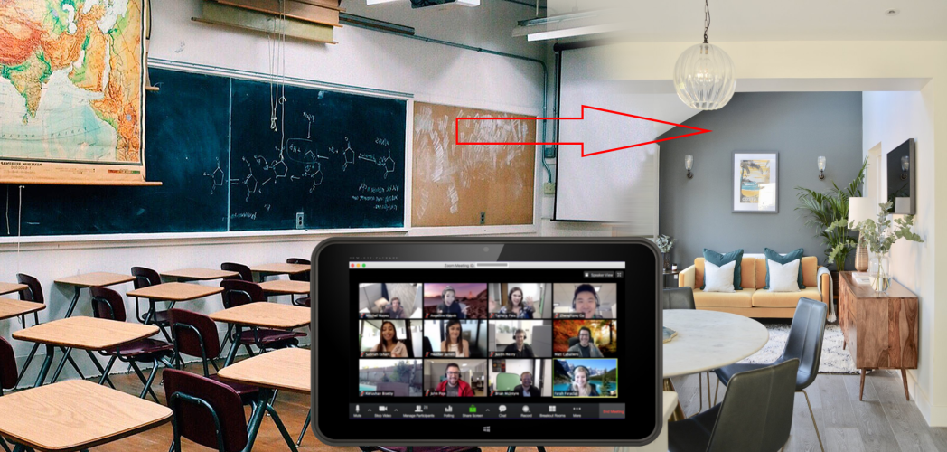 Diseñando las nuevas aulas de clase