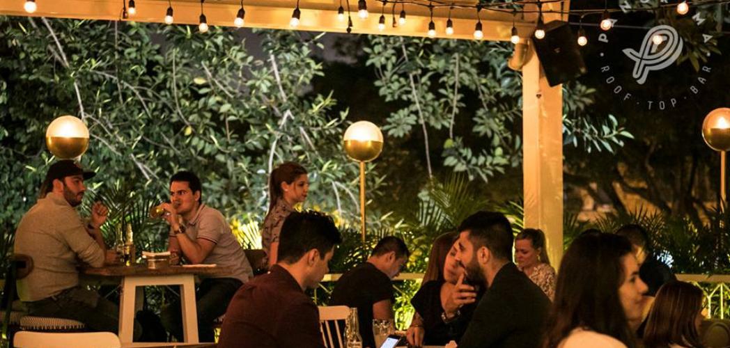 Restaurantes y la calidad del aire - integrados al audio