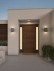 Tersus Outdoor LED Sconce by Cerno