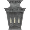 Visual Comfort CHD2960 Elsinore Extra Large 3/4 Wall Lantern