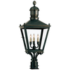 Visual Comfort CHO7032 Sussex Medium Post Lantern Bronze
