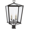 Visual Comfort CHO7113 Darlana Post Light Bronze