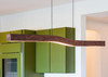 Camur LED Linear Pendant by Cerno