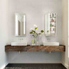 Ascension LED Mirrored Cabinet