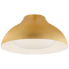 Gild with Soft White Glass