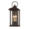 Chaplin Outdoor Wall Sconce
