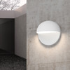 Mezza Cupola Indoor/Outdoor LED Sconce