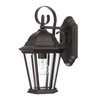 Carriage House 1-Light Outdoor Wall Mount
